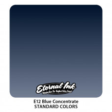 Тату краска Eternal Blue Concentrate E12