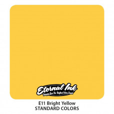Тату краска Eternal Bright Yellow E11