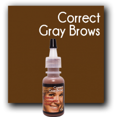 Correct Gray Brows