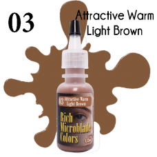 03 Attractive Warm Light Brown