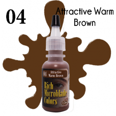 04 Attractive Warm Brown