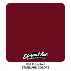 Ruby Red E63